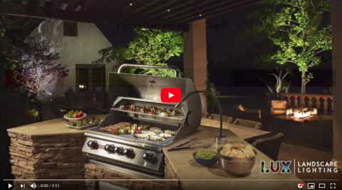 Extend Grilling Season with Outdoor Lighting