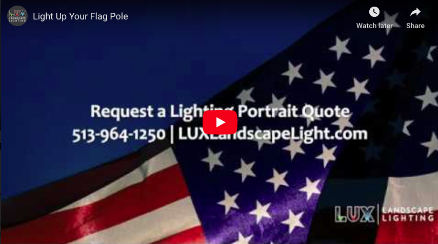 Light Up Your Flag Pole