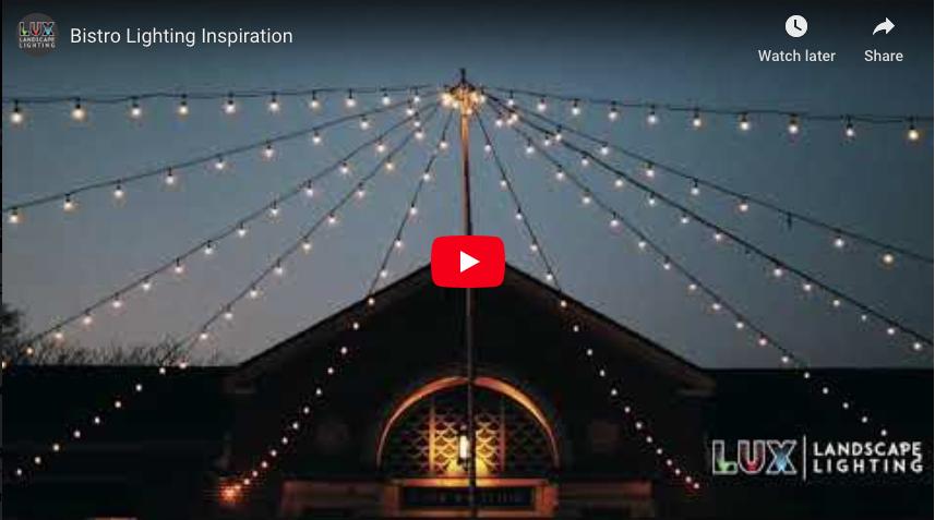 Bistro Lighting Inspiration