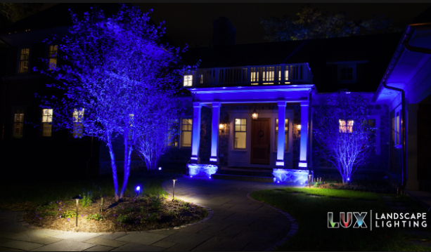 Smart Landscape Lighting with LUXOR