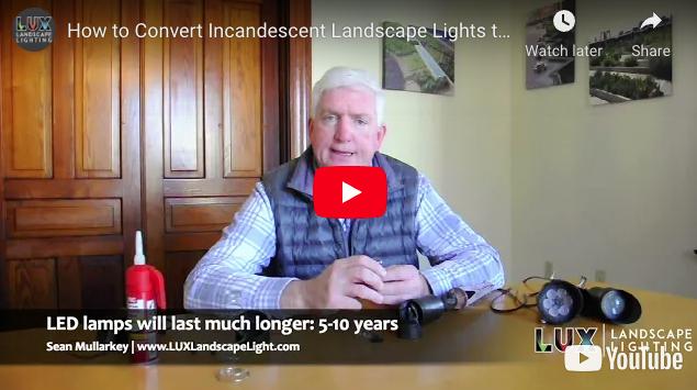 How to Convert Incandescent Landscape Lights to LED