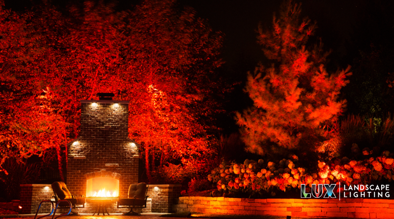 Bring the Party Outside After Dark with Landscape Lighting