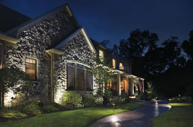 How much does landscape lighting cost? | LUX Landscape Lighting