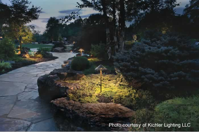 LUX Landscape Lighting