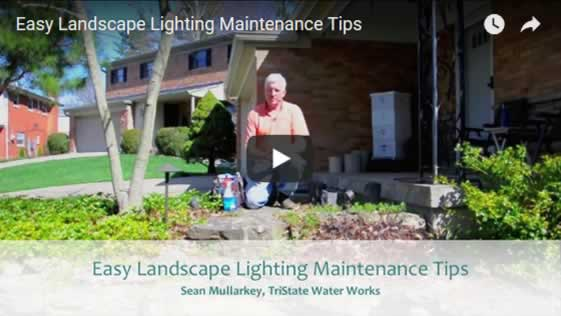 Easy Landscape Lighting Maintenance Tips
