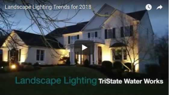 Landscape Lighting Trends for 2018
