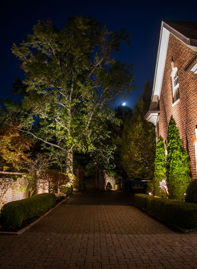 Why Lux Landscape Lighting